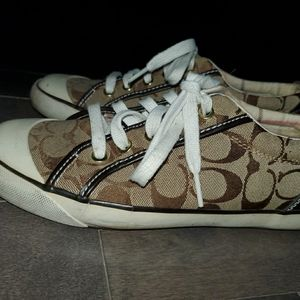 Coach Barrett Sneakers, size 8B